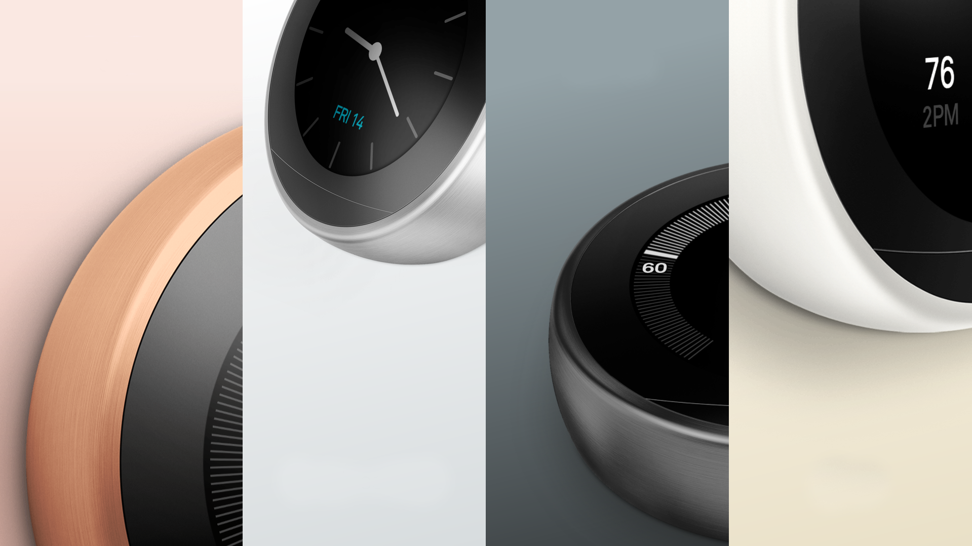 Nest Learning Thermostat Colored Rings